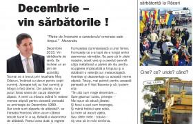 Ziarul nr 64 oki_Ziarul Primariei Orasului Racari.qxd