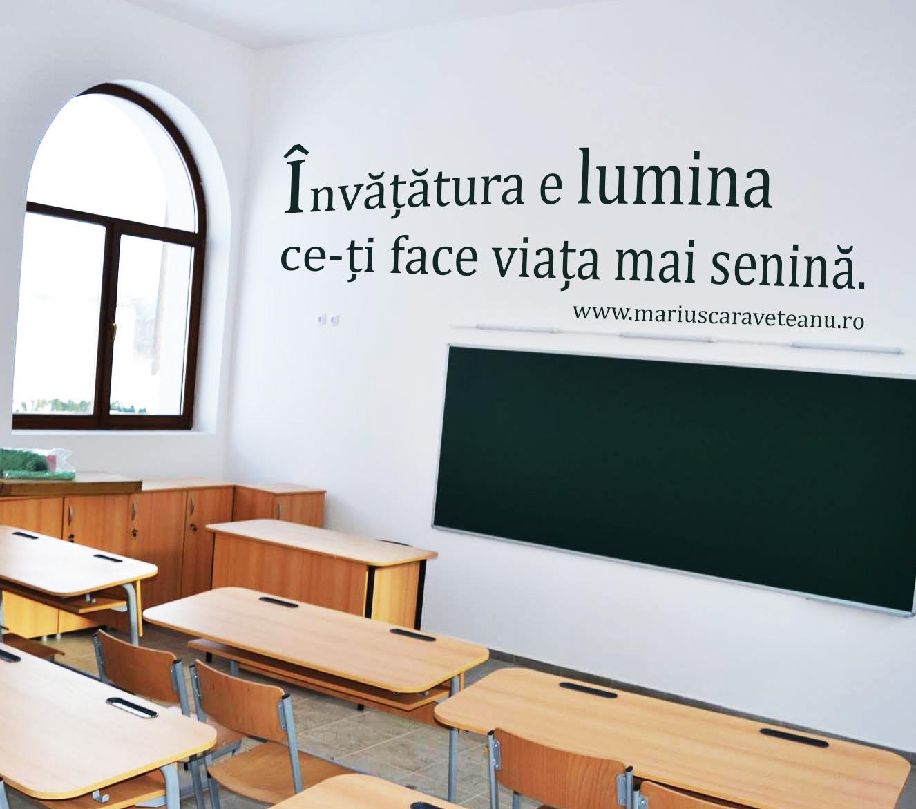 invatatura